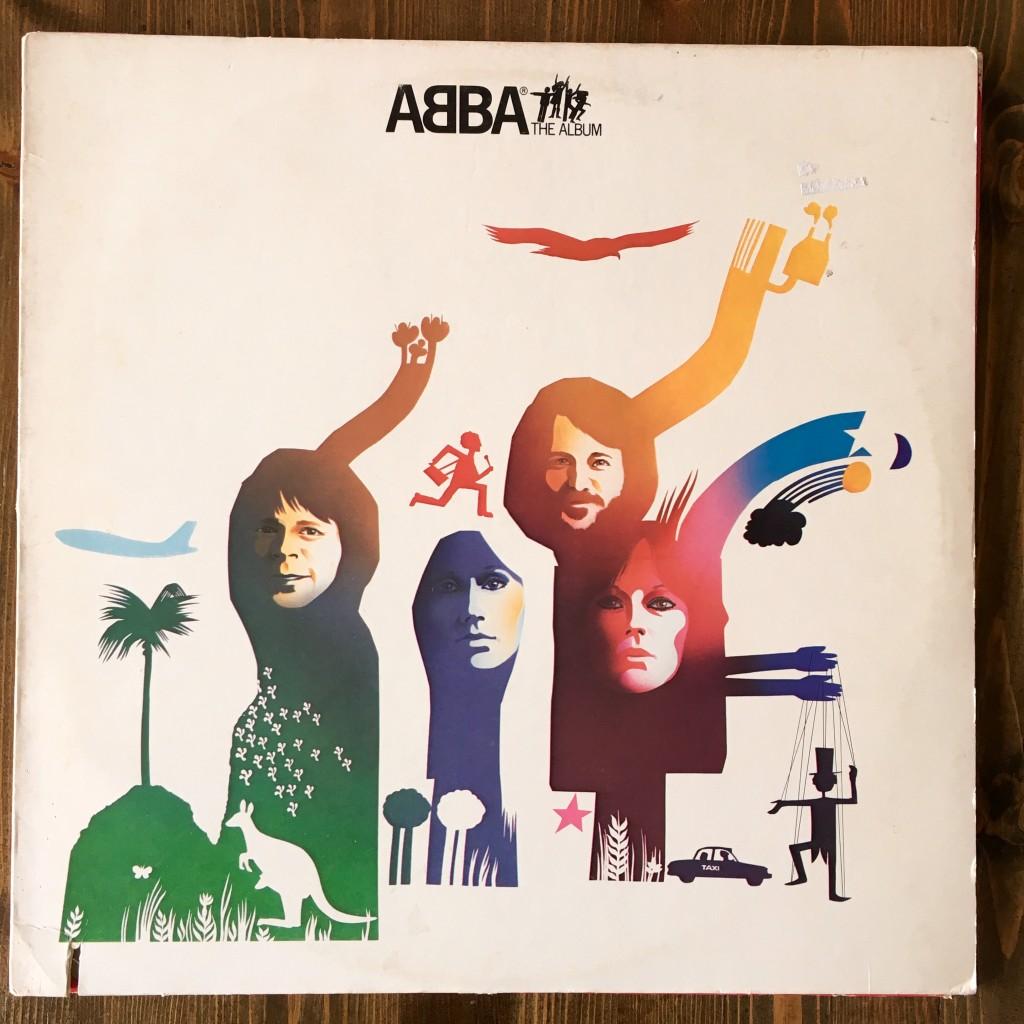 Abba The Album 1977