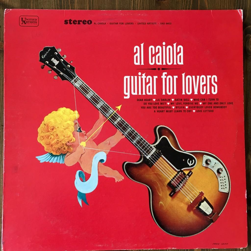 Guitar for Lovers, Al Caiola