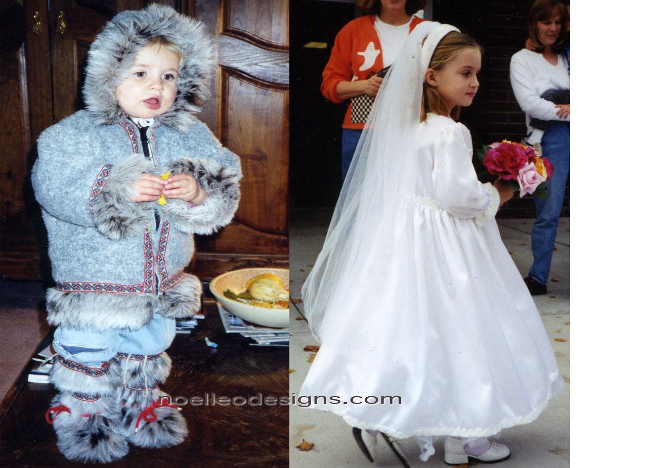 Halloween Costume Gallery Eskimo bride