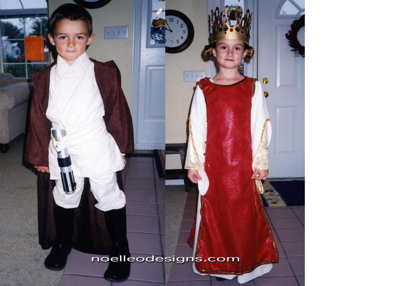 Halloween costume gallery luke skywalker queen