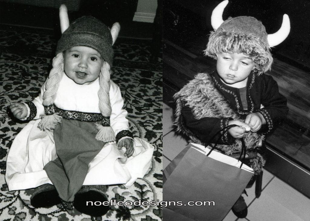 viking kid costumes