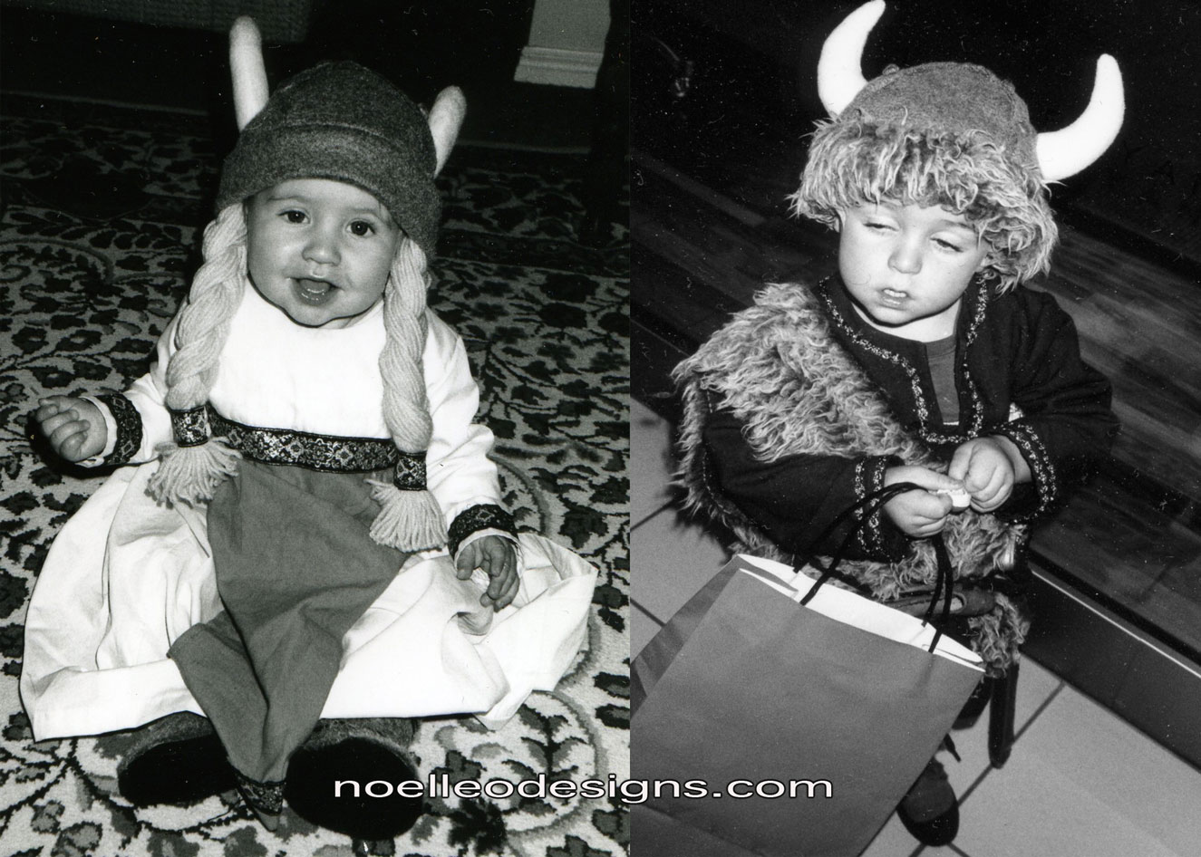 kid viking costumes boy and girl