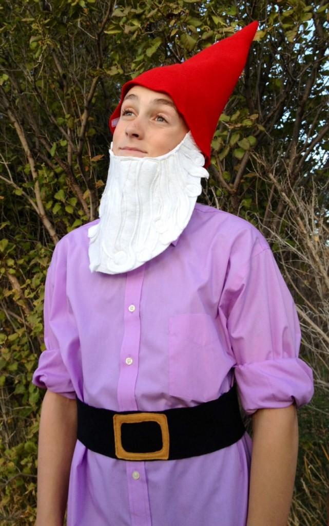 boy gnome fabric