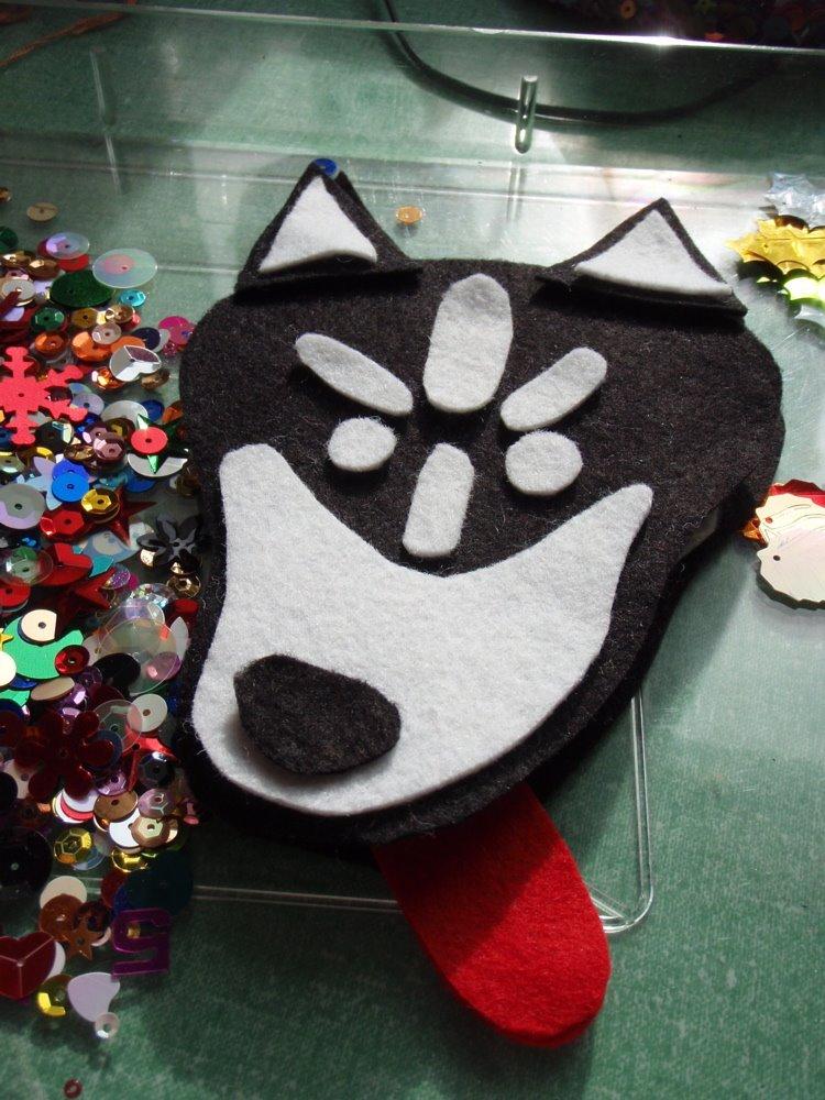 make a personalized pet ornament