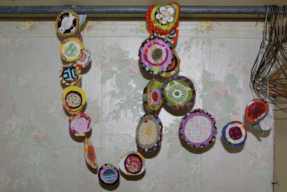 easy fabric scrap projects