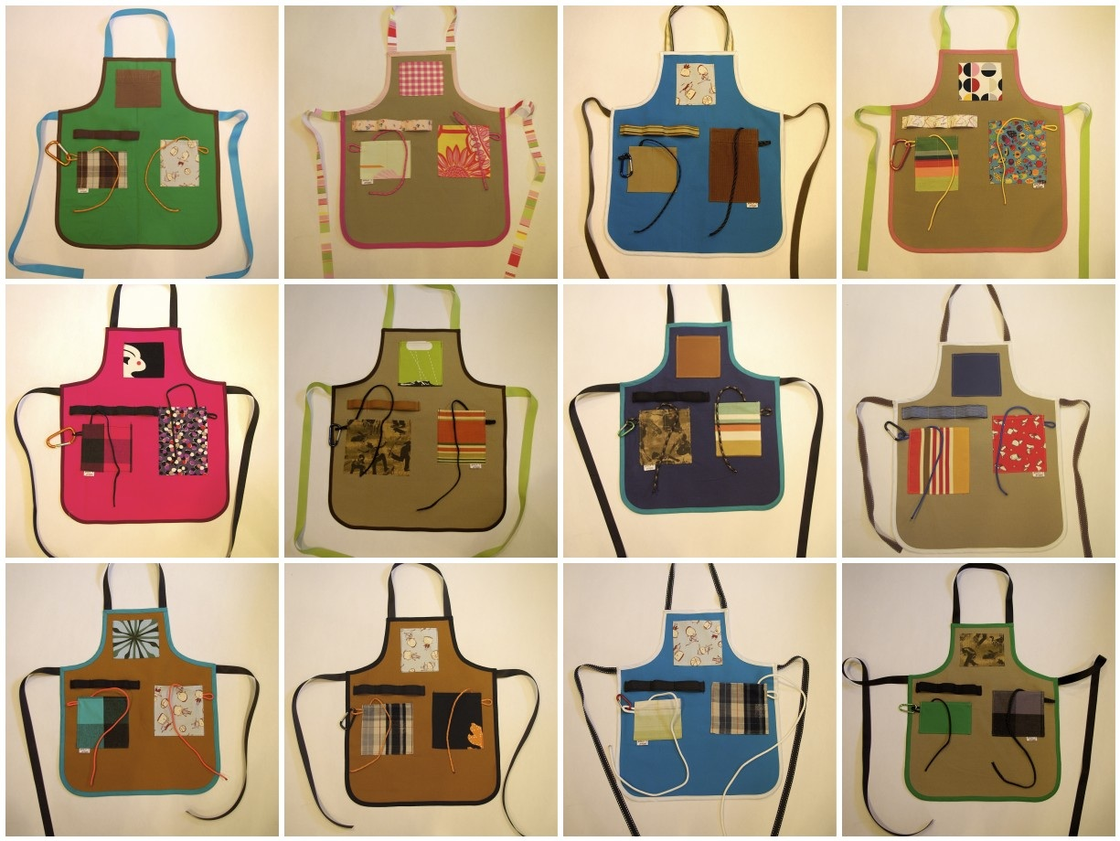 aprons for boys and girls