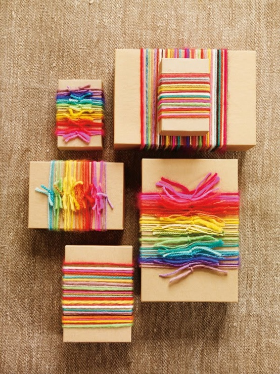 11 creatively simple gift wrapping ideas