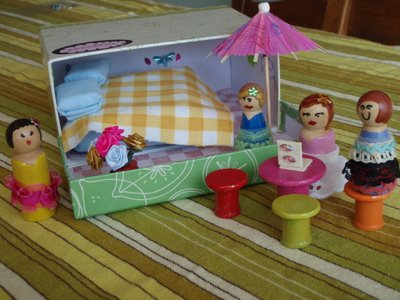 tiny dollhouse project