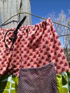 easy summer skirt