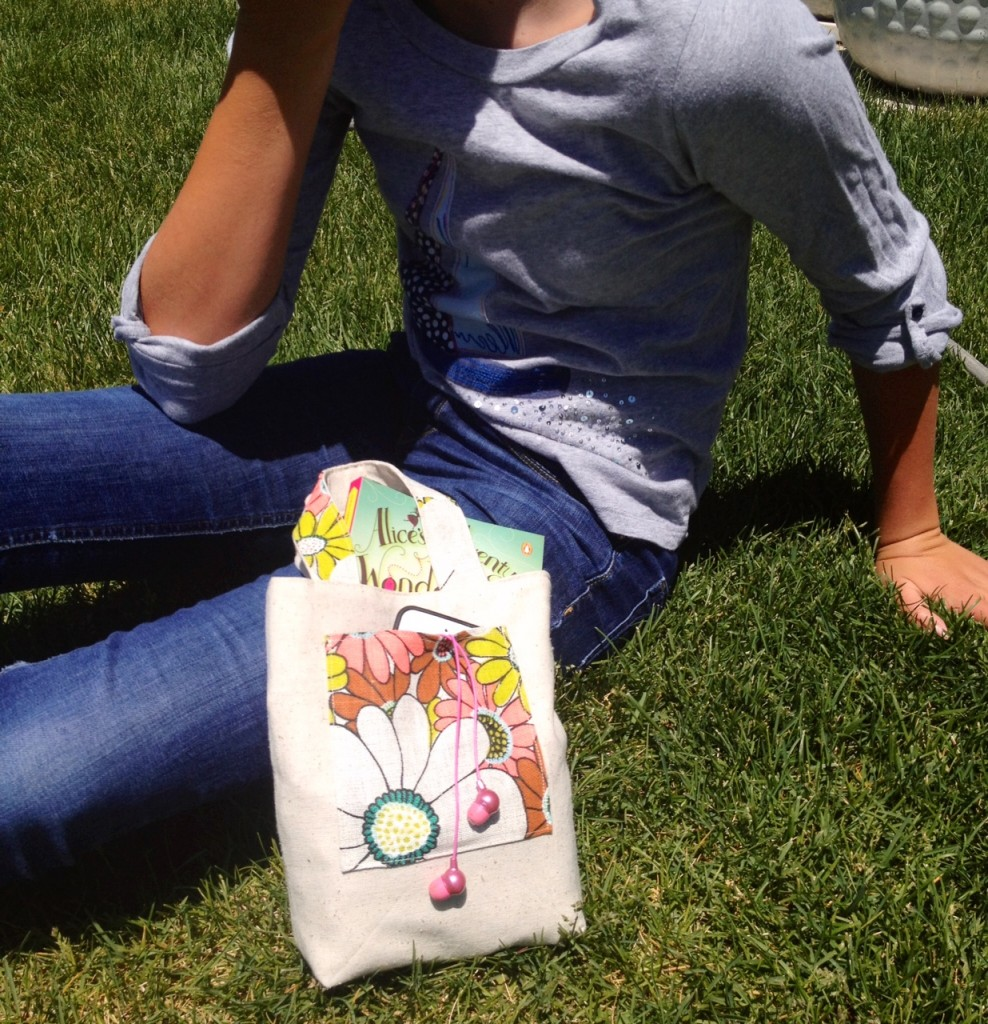 reversible purse pattern