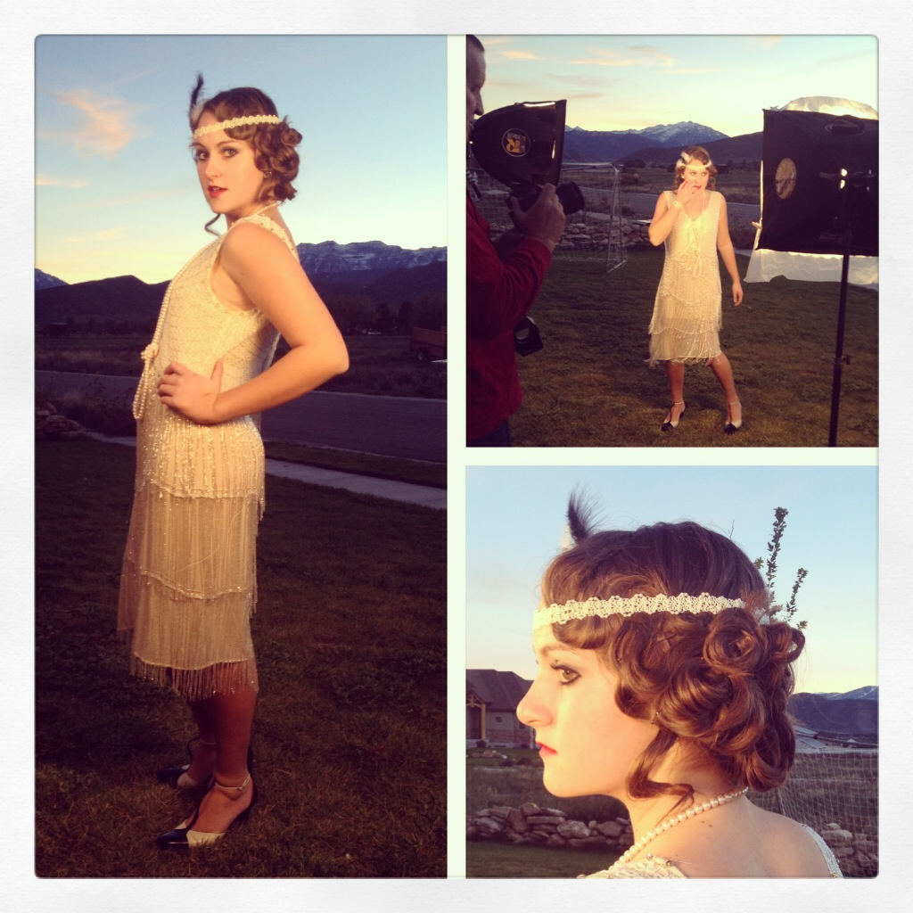 1920 s style dresses and film the great gatsby