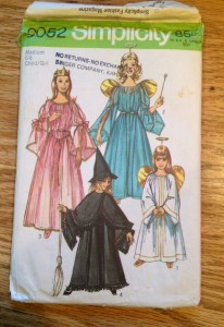 princess/angel/witch costumes
