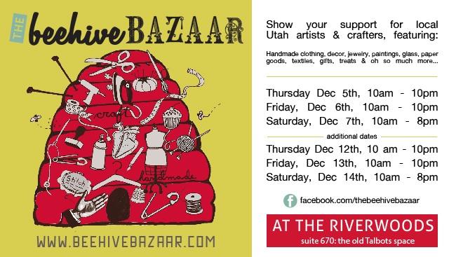 beehive bazaar 2013