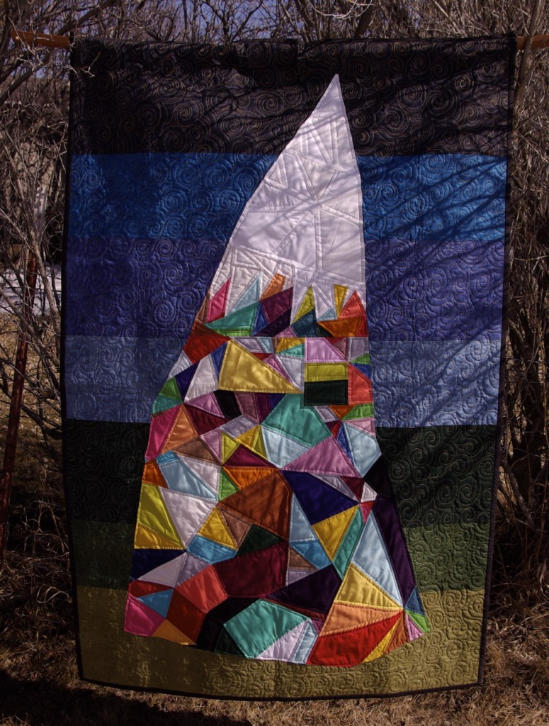 big rock candy mt quilt