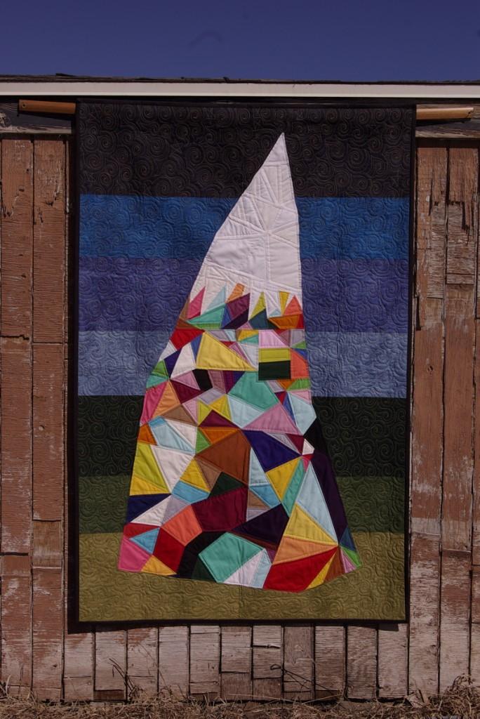 mountain quilt 1