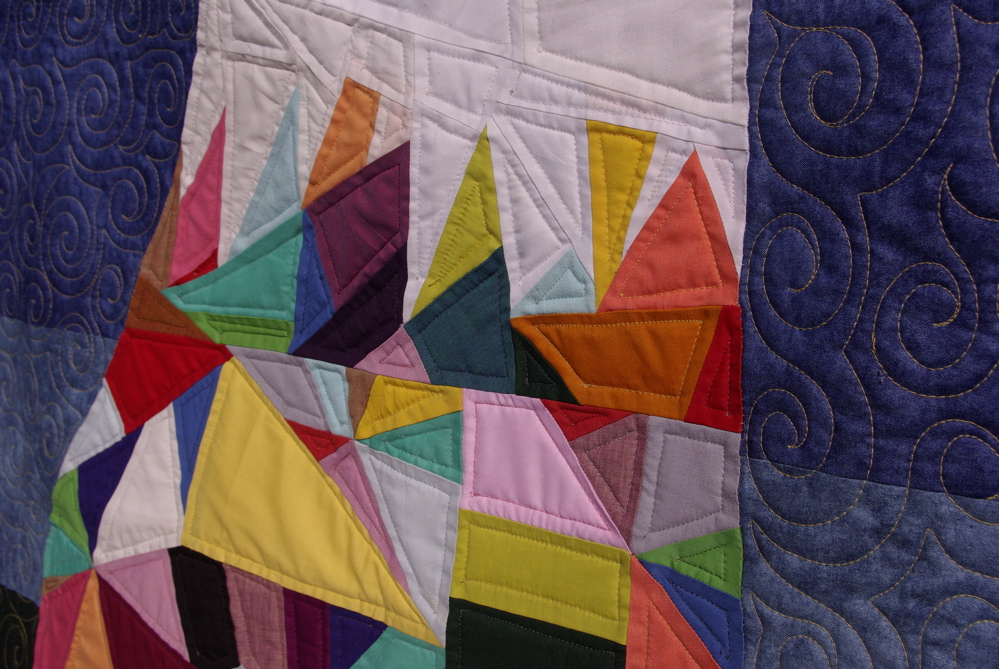 Abstract Quilting