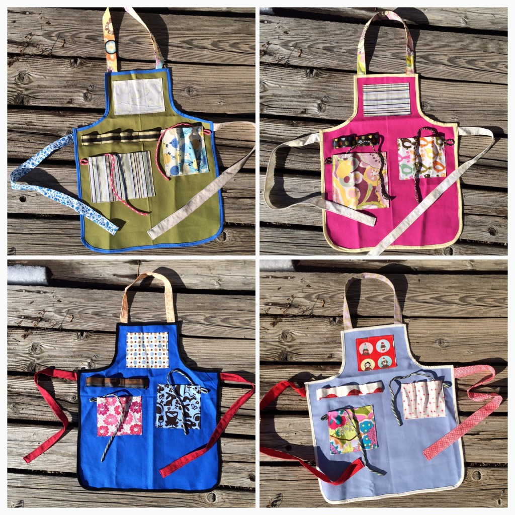 busy bee aprons