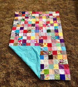 patchwork quilt panel