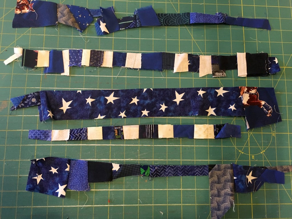 stars on the flag
