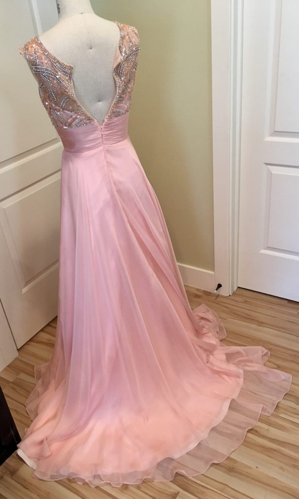 Hem Prom Dress Wedding Dress Formal Gown Noelle O Designs