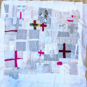 Noelle Olpin experimental quilting