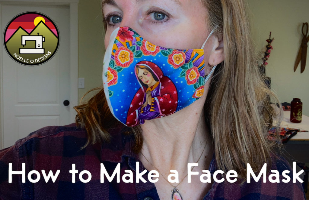 how to make a face mask for corona virus