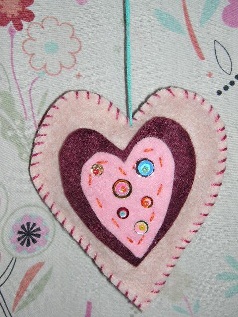 handmade valentines party