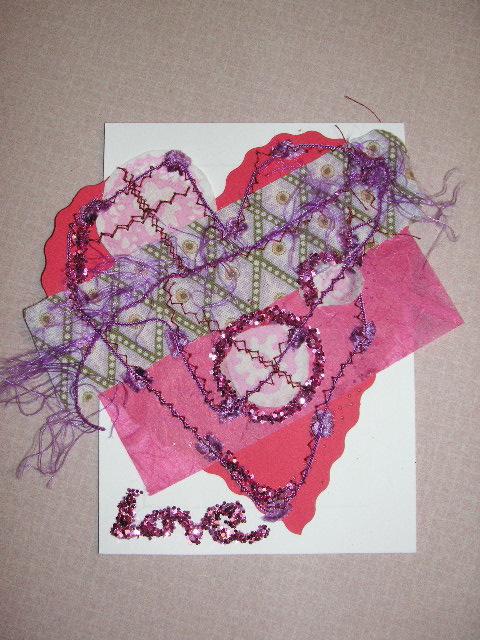 handmade valentine party