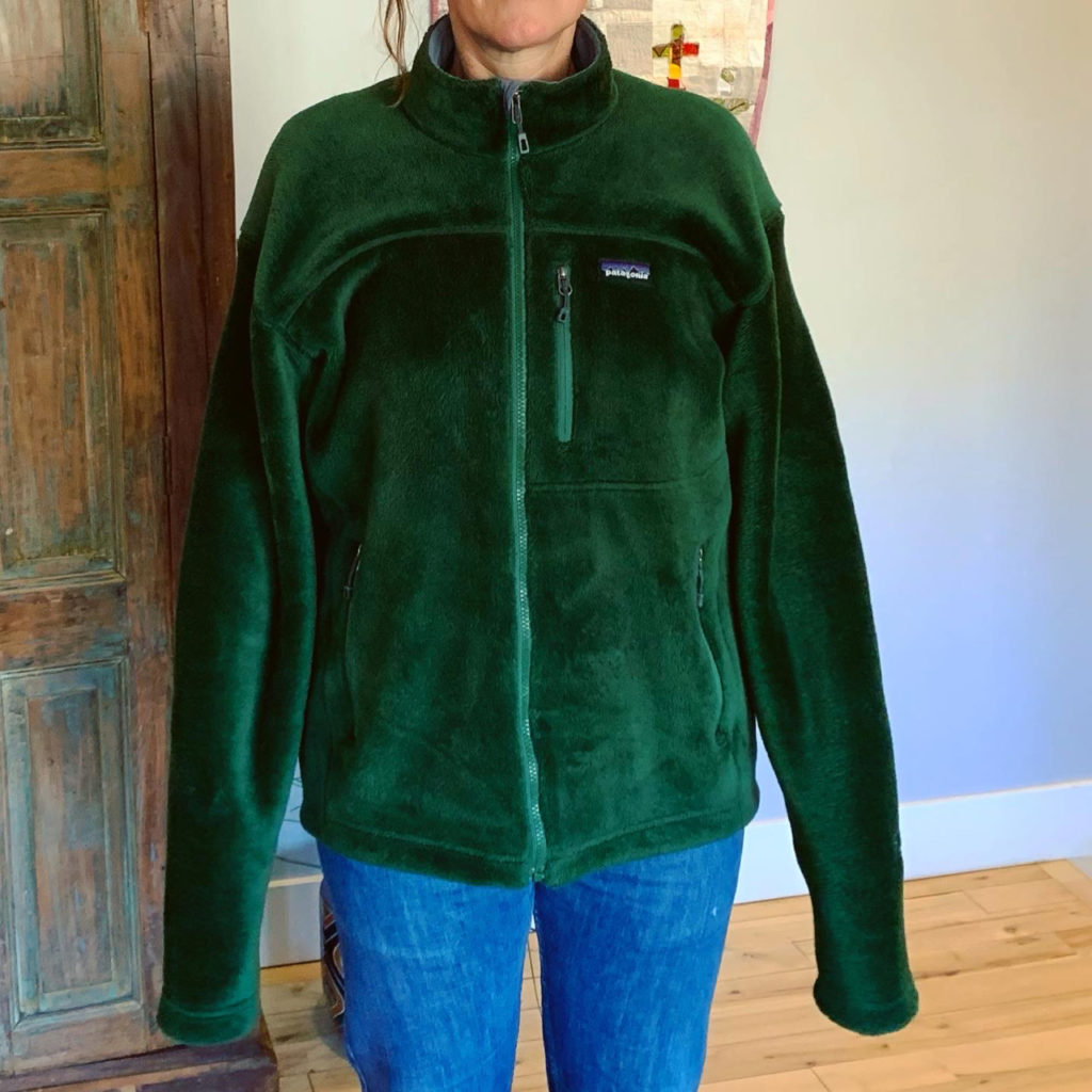 how to resize a jacket