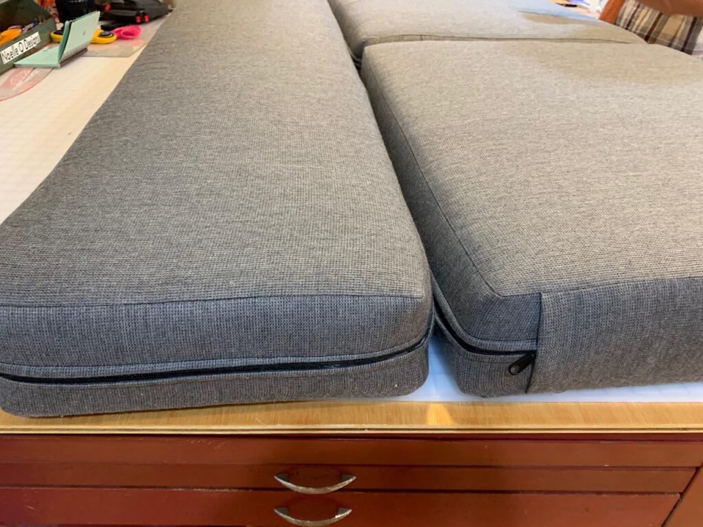 box cushion DIY