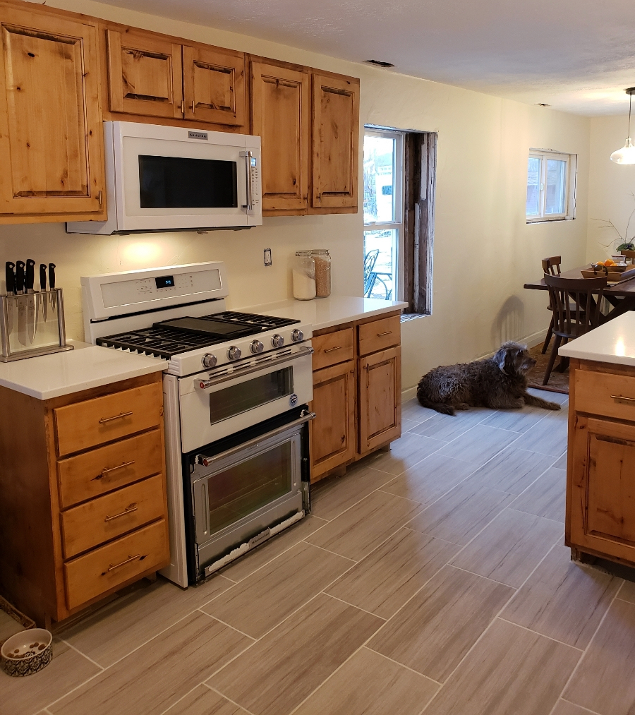 knotty alder cabinets recycled