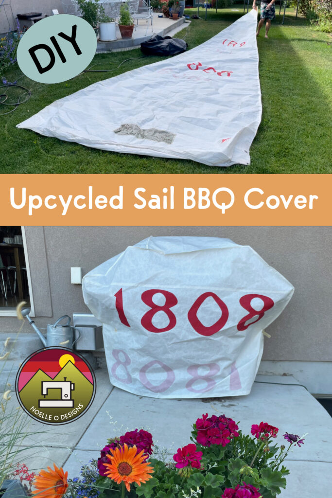 recycled sail cloth project